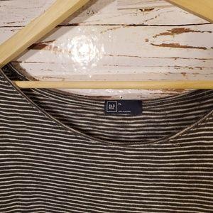 GAP Tops - GAP short sleeve stripe tee